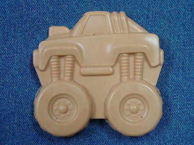 Qty 2 Monster Mud Truck Soap Concrete Plaster Mold 4755