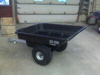 Bush Burow ATV Trailer