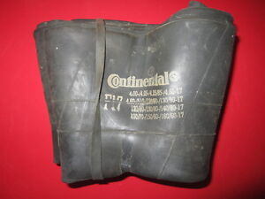 (1) Continental Motorcycle tube