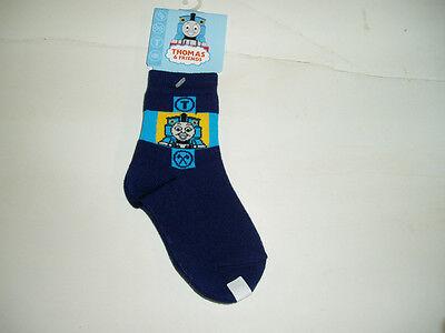 Thomas & Friends Socks Size 5-6.5 BRAND NEW!  HAD101