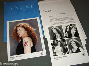 BERNADETTE-PETERS-LOVES-RODGERS-AND-HAMMERSTEIN-2002-PRESS-KIT-2-PHOTOS