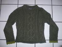 """Kinderkleidung. Strick-Pullover von """"T-K-F"""" in Gr.128. Köln - Lindenthal Vorschau"""