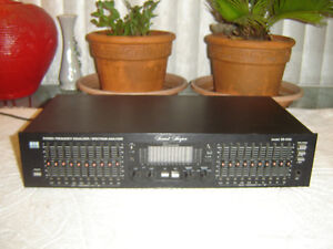 ADC-SS-315X-Stereo-Frequency-Equalizer-Spectrum-Analyzer-Eq-Vintage-Unit