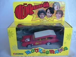 THE MONKEES MONKEEMOBILE CAR MINT BOXED MODEL CORGI