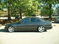 1991 BMW 535i  10th Anniv. Japan Edition, AC Schnitzer,Euro spec