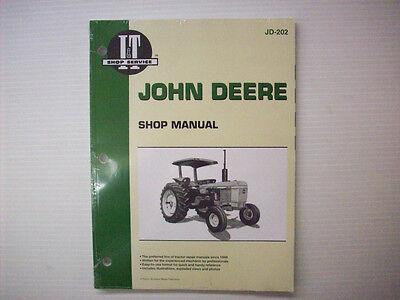 It Manual Jd 2510, 2520, 2040, 2240, 2510, 2520, 2630, & More Jd-202 -