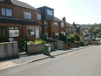 LOVELY 1 BEDROOM HOUSE with garden , WOODSIDE VIEW , KIRKSTALL , LEEDS