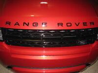 ***TAKE OFF NEUVE*** Grille OEM Black Gloss Range Rover Evoque