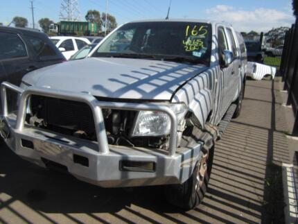 WRECKING NISSAN NAVARA D40VSK *ALL PARTS IN STOCK*OFFERS WELCOME Brooklyn Brimbank Area Preview