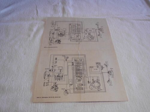 schaltplan simson in sachsen anhalt halle ebay. Black Bedroom Furniture Sets. Home Design Ideas