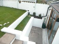 DWT Landscaping - Professional - 20 Years Experience - Patios Driveways Walling Fencing