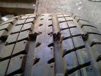 Honda Civic Aerodeck Komplettrad Reifen Felge 195/55zr15 Dunlop Sachsen - Sohland Vorschau