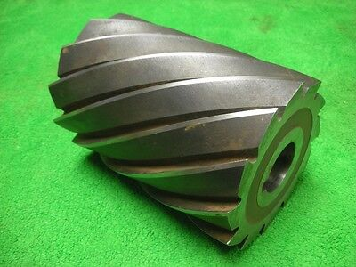 Hd Heavy Duty Plain Milling Cutter 4-14 X 6 X 1-14 Arbor 516 Key Mill Cut
