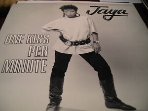 JAYA-ONE-KISS-PER-MINUTE-12-1990-LMR-2713-FREESTYLE-SEALED