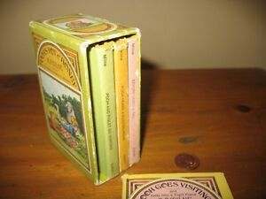 Miniature Pooh book collection