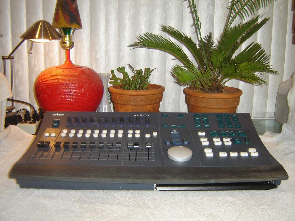 オーバンAudicy 06114、デジタル・オーディオ・ワークステーション、ビンテージ