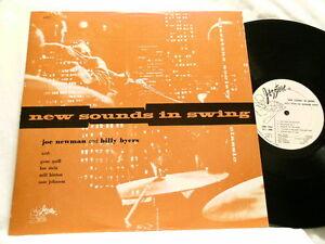 JOE-NEWMAN-BILLY-BYERS-New-Sounds-in-Swing-mono-dg-LP-Gene-Quill