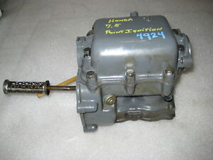 Cylinder engine block honda outboard 7 5 hp with points for Honda 2 5 hp outboard motor