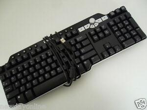 Dell-USB-104-Key-Enhanced-Multimedia-Keyboard-w-Knob-TH836-N6250-DJ425-SK-8135
