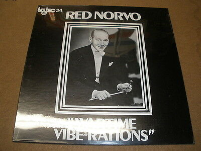 Red Norvo Wartime Vibe Rations Lp Record   Sealed