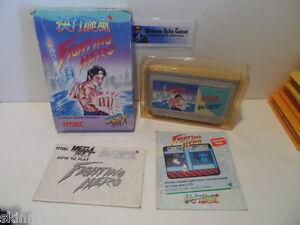 Famicom-Famiclone-Unreleased-Street-Fighter-1-Fighting-Hero-GAME-JPN-Nintendo