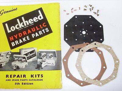 Jaguar 1956-1969, Brake Servo Diaphragm Kit, New