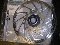 disques (rotors) de freins Shimano