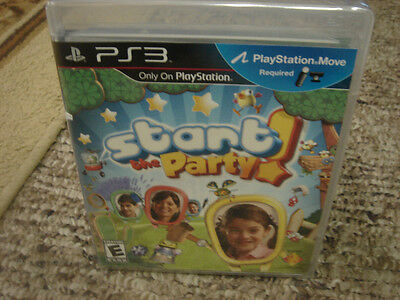 Start The Party (sony Playstation 3, 2010)
