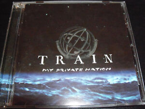Train-My-Private-Nation-Australia-CD-Like-New
