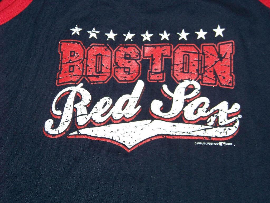 Genuine Merchandise Boston Red Sox Cami Tank Top