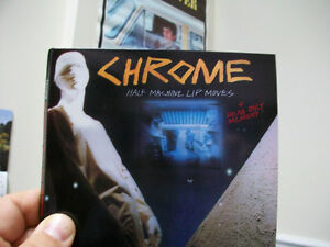 CHROME-Half-Machine-Lip-Moves-CD-Digipak-Bonus-Tracks