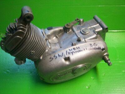 Simson Motor Star  3Gang regeneriert Zylinder 50ccm  (im Tausch)