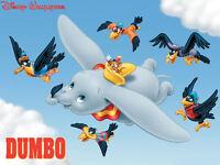 Cialda Per Compleanno Dumbo Ostia Formato A4 Torta -  - ebay.it