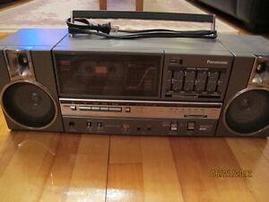Panasonic Radio cassette RX C-45 West Island Greater Montréal image 2