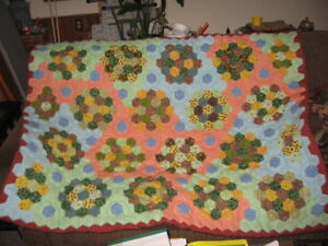 Handsewn Lap Quilts / Baby Quilts  by Steve Meek of Peterborough Peterborough Peterborough Area image 7