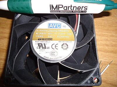 Avc 2b09238b48s-036 48v Dc Axial Fan. Brand