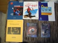 Livres de Cégep à différents prix