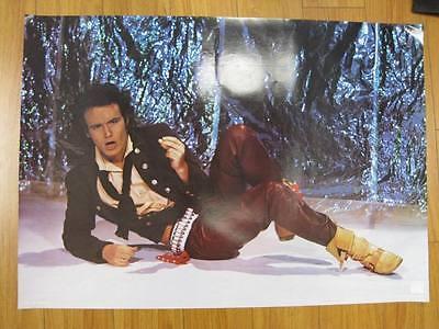 Adam Ant Vintage 1980's Original Poster 84 A