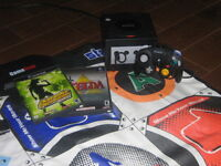 Game cube et plus!! une affaire en or