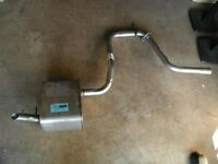 GENUINE FORD PART - MONDEO MK3 REAR EXHAUST SECTION
