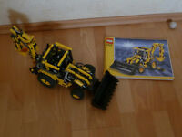 Lego Creator 8455 - Pneumatik-Bagger Nordrhein-Westfalen - Bottrop Vorschau