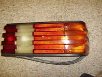 Mercedes 280, 280 se taillight 1973-80 Right side