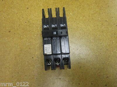 Cutler Hammer Qcr3015ht Circuit Breaker 15Amp 240Vac