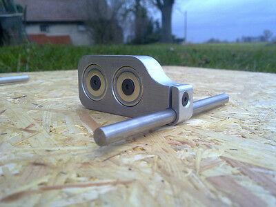 Werkstückanschlag Magnetisch mit kraftvollen Magneten CNC-Fräsmaschine BAZ