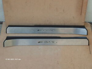 """""""AMG"""" sill-plate set for MERCEDES """"S-class"""" (W221)"""