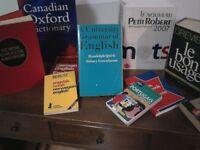 Anglais, cours de conversation anglaise, cours privés, ESL