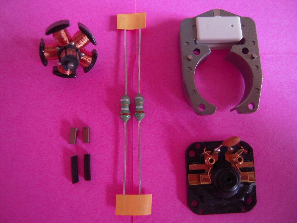 Märklin H0 60760 Hochleistungsmotor aus Set neu  (60941) #1