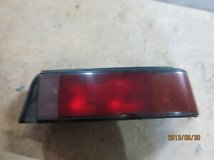 LUMIERES ARRIERES TAIL LIGHTS CIVIC EF HATCHBACK  88-91 USDM West Island Greater Montréal image 3