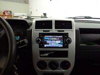OEM LOOK IN DASH NAVIGATION GPS CAR DVD FOR JEEP DOGE CHRYSLER