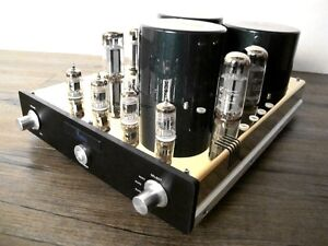 YAQIN New 10L MC-10T EL34 Vacuum Tube Hi-end Tube Integrated Amplifier GB PUS